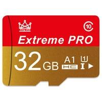 Карта памяти Micro sd 256 ГБ 128 Гб 64 ГБ 32 ГБ 16 ГБ 8 ГБ карта памяти класса 10 U1 TF флэш-карта памяти для видеорегистратора мобильный телефон вождения