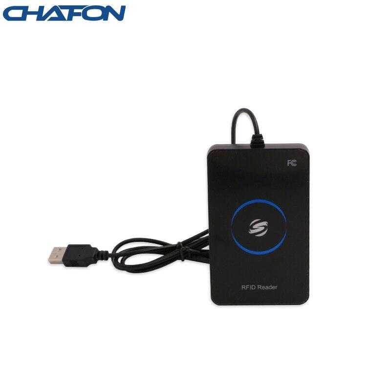 Chafon 13,56 mhz lector de tarjetas rfid formato de salida múltiple ISO14443A TARJETA DE muestra gratis envío gratis