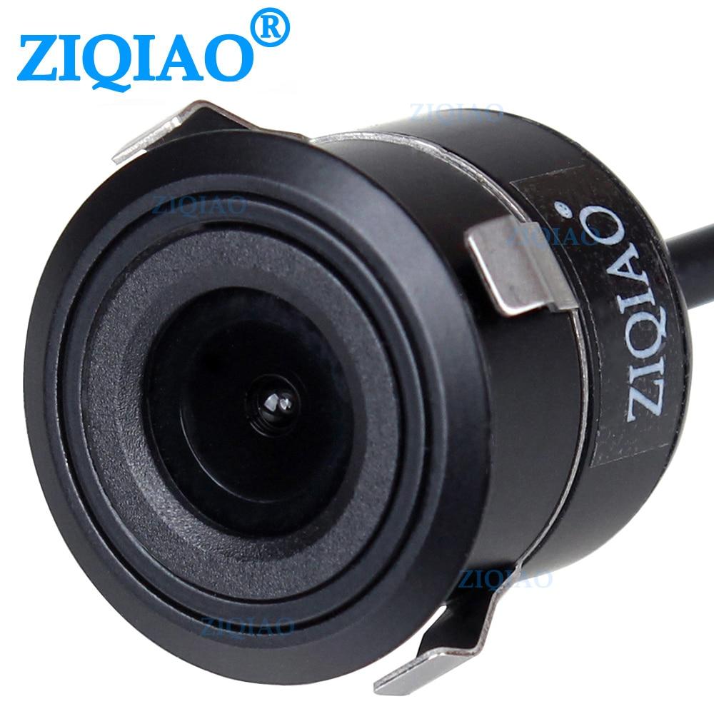 ZIQIAO HD Video Aid Parking Rear View Camera Waterproof Night Visible Reversing Camera HS016