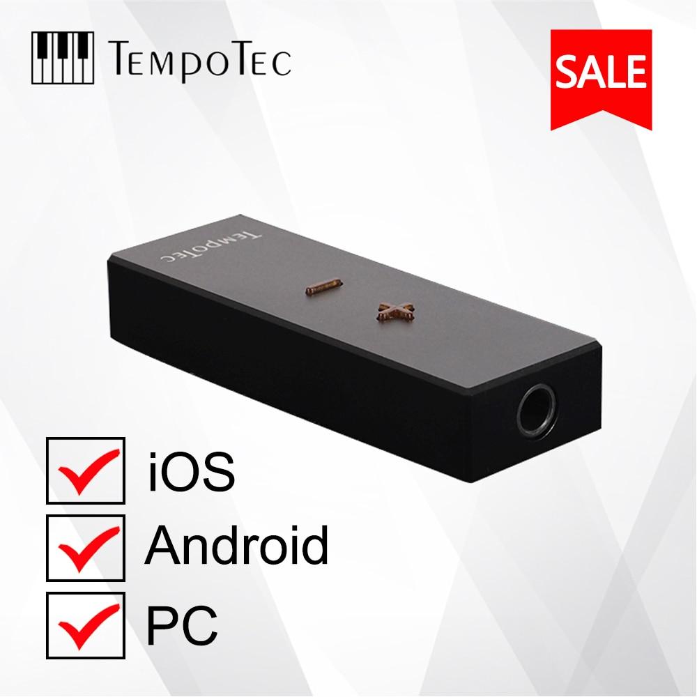 TempoTec-Amplificador de auriculares SONATA HD PRO, adaptador tipo C a 3.5mm DSD256,...