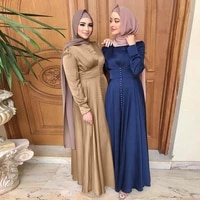 eid abaya dubai muslim dress islam clothing dresses abayas for women vestidos robe longue vetement femme musulman