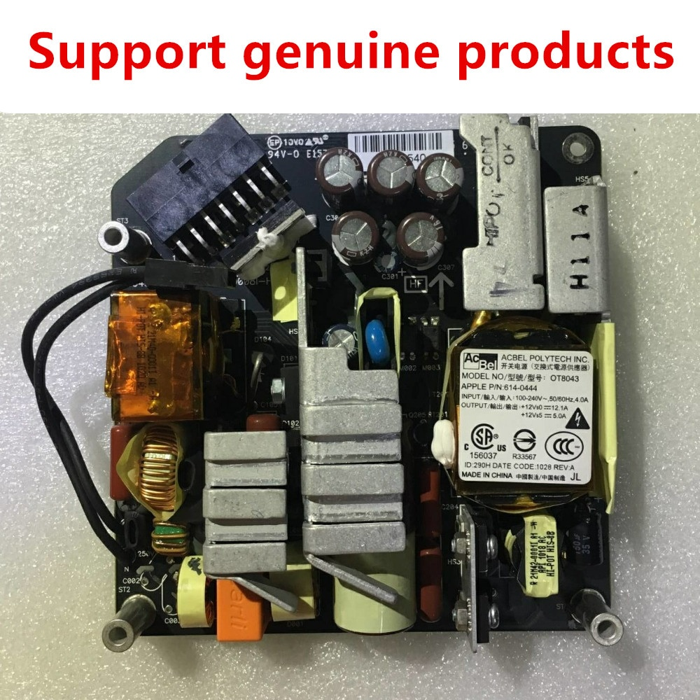 Бесплатная доставка плата питания ADP-200DFB OT8043 для Apple IMAC A1311 все-в-одном компьютера 21,5 дюйма MB950 MC309 MC413 MC508 Mc509
