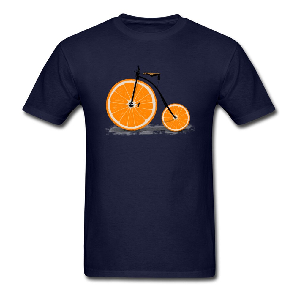 Youth T-Shirt Vitamin Tshirt Men Europe Tops Shirts 100% Cotton O-Neck Casual Tops & Tees Free Shipping Lemon Print Clothes