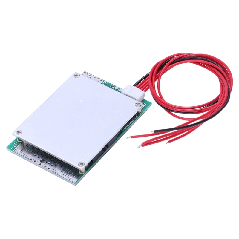 ¡Oferta! 3C-4S 12V 50A Bms tablero de protección de Pcb inversor Ups batería para Lifepo4 Life 18650 batería de fosfato de hierro con equilibrio
