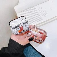physical education basketball for airpods case silicone cover for airpods pro 3 2 1 case earphone 3d headphone case protective