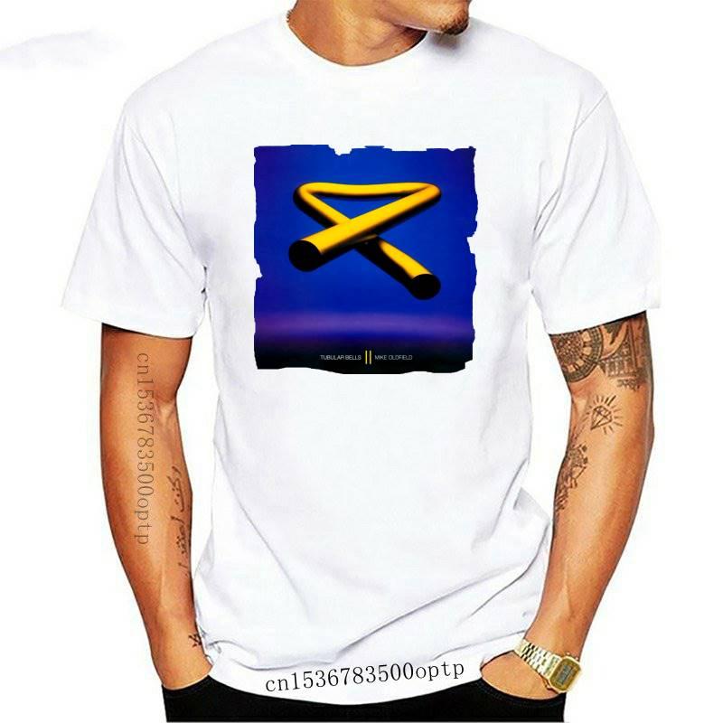 Nueva camiseta de Mike Oldfield 70s campanas tubulares (1)
