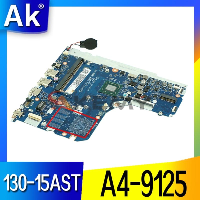 5B20T25470 لينوفو Ideapad 130-15AST V145-15AST اللوحة الأم للكمبيوتر المحمول مع AMD A4-9125 CPU DLADE LA-G241P 100% اختبارها
