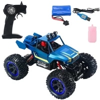 electric electric toy car durable off road trucks luminescent remote control toy car electric 114 vehicle model for kids 2021