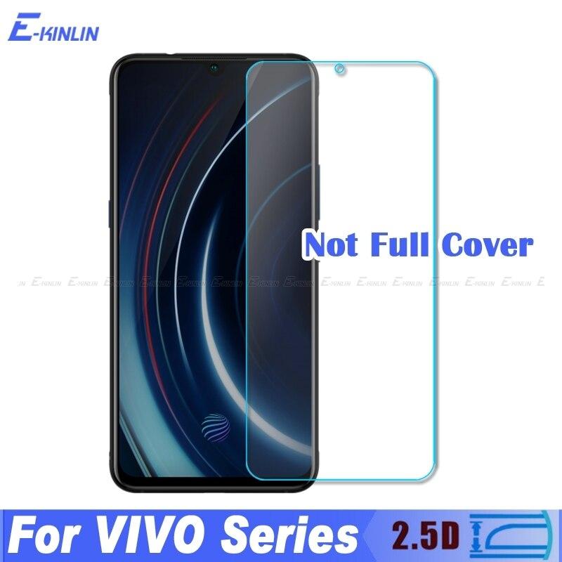 0,3mm 2,5 D Klar Gehärtetem Glas Für VIVO iQOO 5 3 Neo Neo3 Pro 5G Z1x Z1 U1 s1 Globale Glas Film