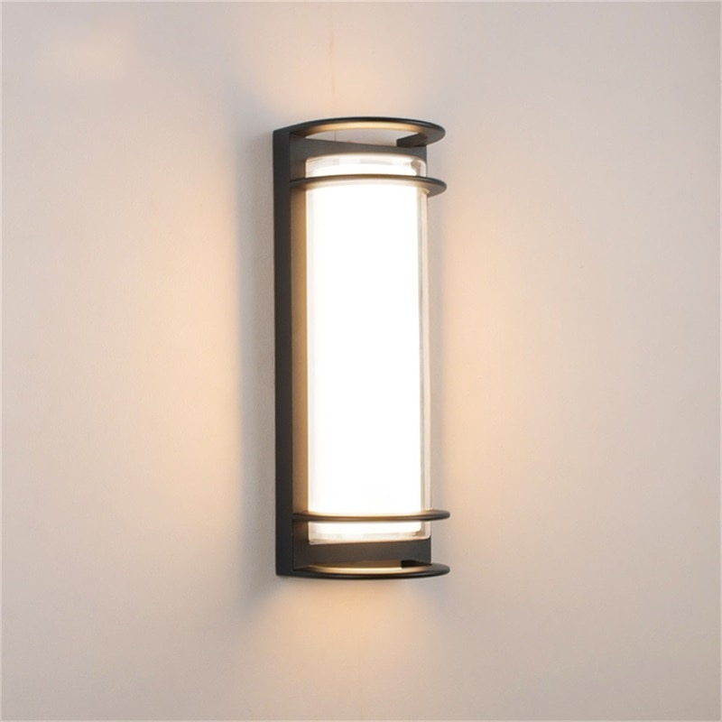 Hongcui Wall Sconces Light Outdoor Classical LED Lamp Waterproof IP65 Home Decorative For Porch Stairs enlarge