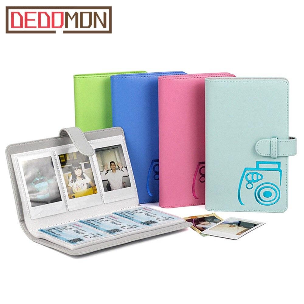 3inch 96 Pockets Instand camera Album for Fujifilm Instax Mini 11 8 9 7 s C 25 90 Instax Mini Film Photo Album Instax Mini album