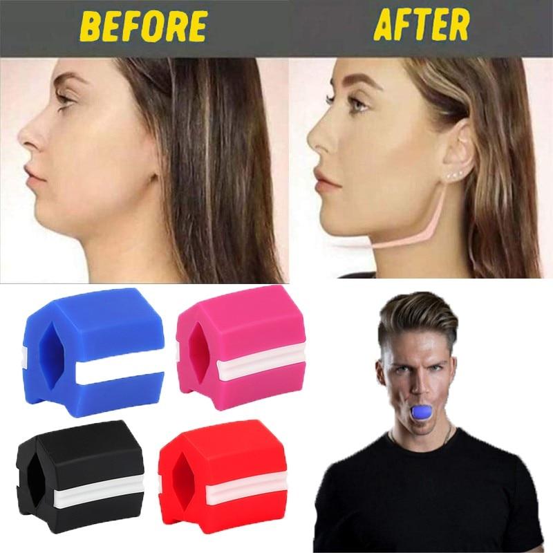 Face lift bola homem facial pop n go boca jawrsize maxila exercitador muscular mascar bola mastigar mordida disjuntor trem rosto massagista