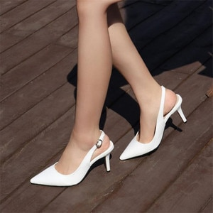 High Heels Fashion Summer Pumps Woman Casual Shoes High Heels  Women Party Shoes Non-Slip Heels Sandals New Arrival Plus Size
