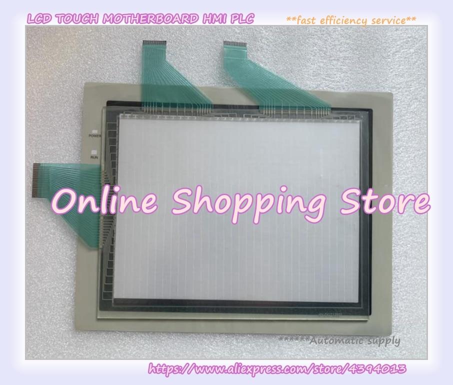 Nuevo Original NT631C-ST141-V2 Touch Panel de cristal para pantalla y Mske