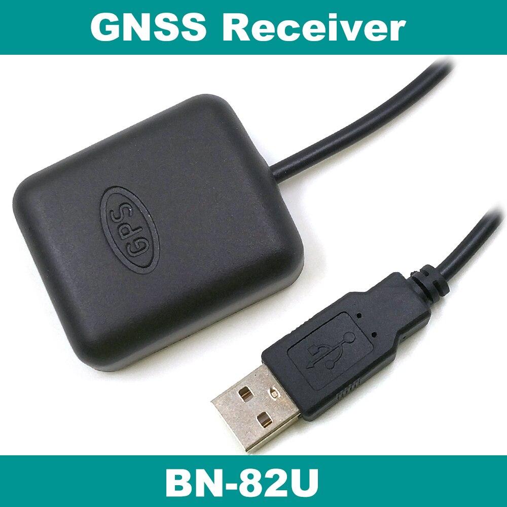 BEITIAN USB GLONASS, GPS, doble receptor GNSS receptor GMOUSE 4M FLASH 1,5 m BN-82U mejor que BU-353S4