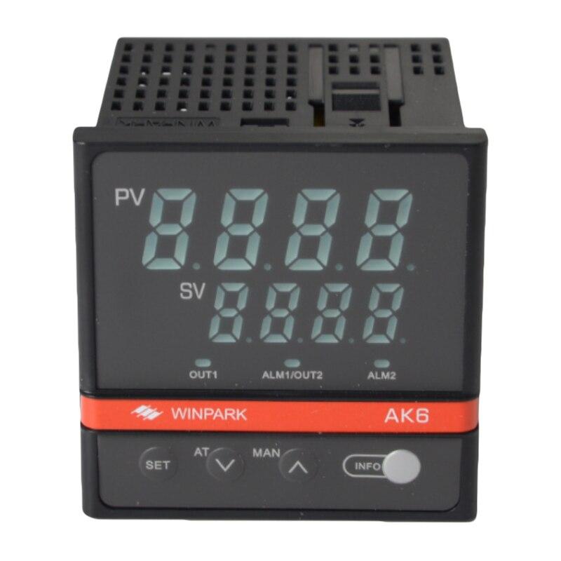WINPARK متحكم في درجة الحرارة AK6-DKL110 متحكم في درجة الحرارة AK6-DPL110 DKS110