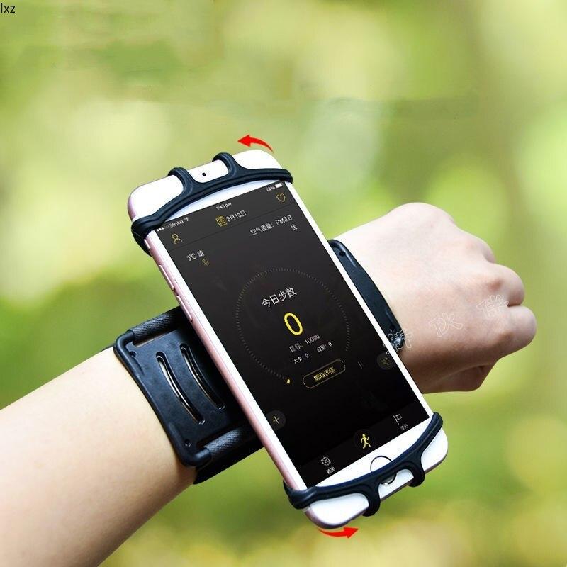 العالمي حقيبة للرياضة الذراع الفرقة المعصم حامل هاتف محمول تشغيل رياضة شارة اللياقة البدنية 180 الدورية ل 4 ''-7.9'' المحمول