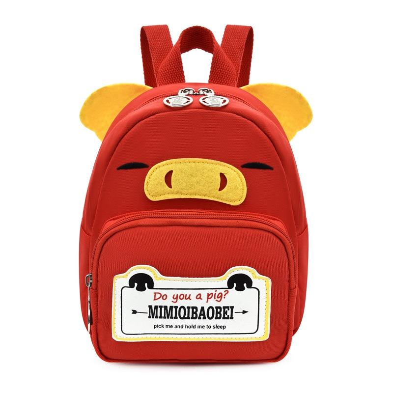 hello kitty cute backpack to school girls toddler schoolbags cartoon small bag kindergarten child kids small back pack 2020 New Children's Kindergarten Backpack Boys Girls Baby 2-5 Years Old Cartoon Cute Small School Bag Kids Toddler School Bag