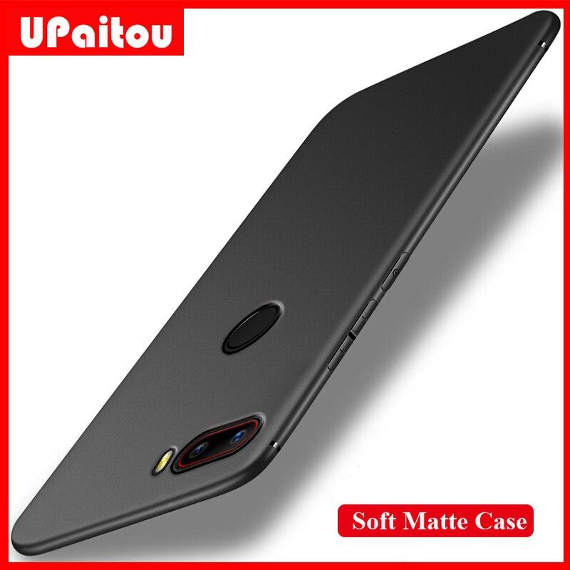 UPaitou Case for ZTE Nubia Z18 Z17 Z11 mini Z17S miniS V18 Red Magic M2 N3 Case Soft Matte Ultra Thin TPU Back Cover case