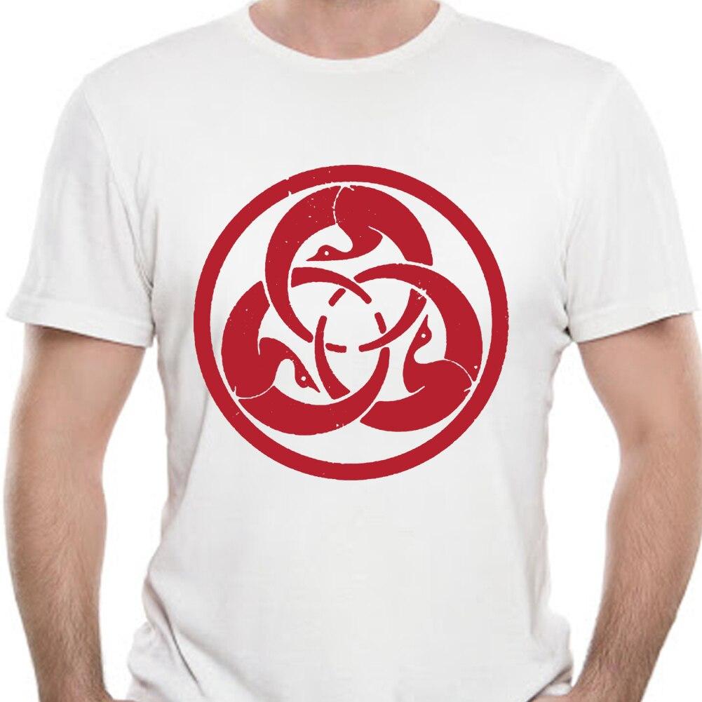 Hagakure-Camiseta con estampado de samurái para hombre, 100% de algodón de calidad,...