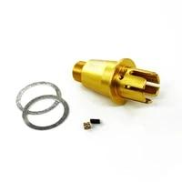 universal suspension tube suspension adapter water bomb modification accessories jinmingstrikeexciting interestfb metal tee