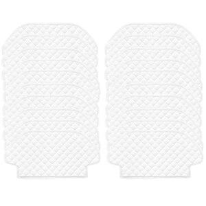 20 шт. сменные одноразовые тряпки для швабры для Xiaomi Mijia STYJ02YM VXVC01-JG Роботизированный пылесос
