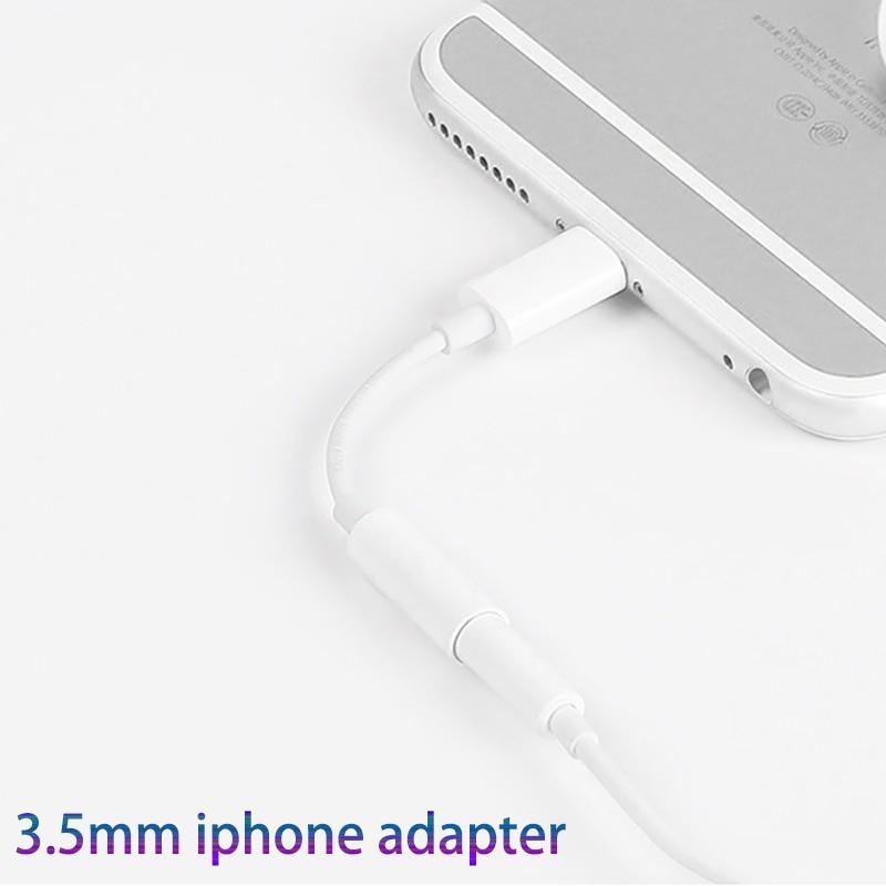 Adaptador de auriculares para iPhone 7, 8, 11, X, XR, AUX, IOS,...