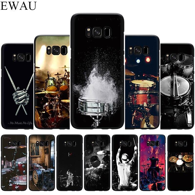 Силиконовый чехол для телефона Samsung Galaxy S6 S7 Edge S8 S9 S10 Plus S10e Note 8 9 10 M10 20 30 40