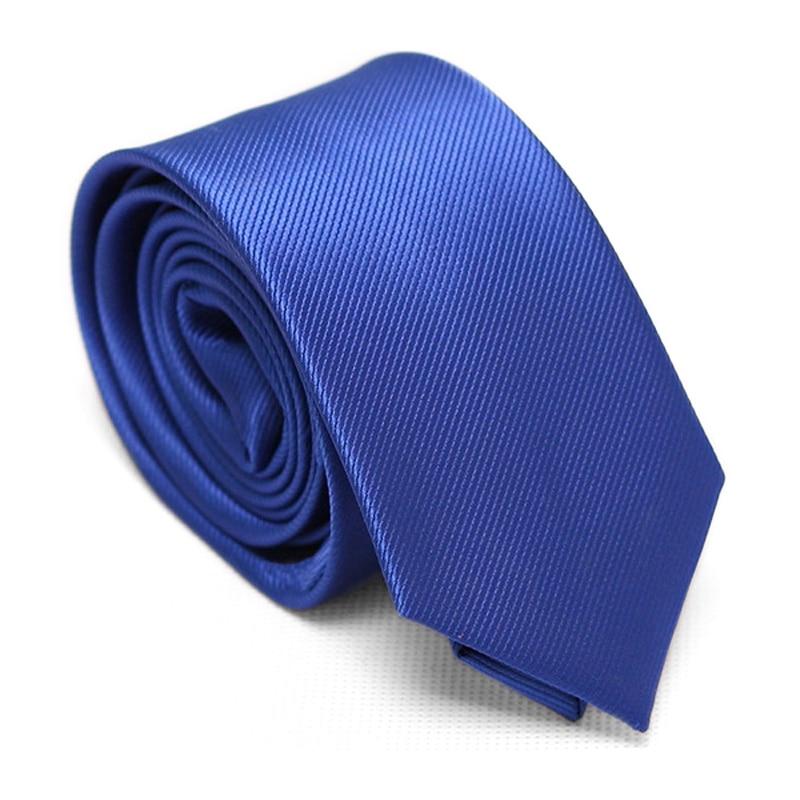 Высокое качество 8 см галстуки для мужчин королевский синий оптом Формальные Галстуки gravatas de seda Лот Оптовая продажа свадебные деловые мужск...