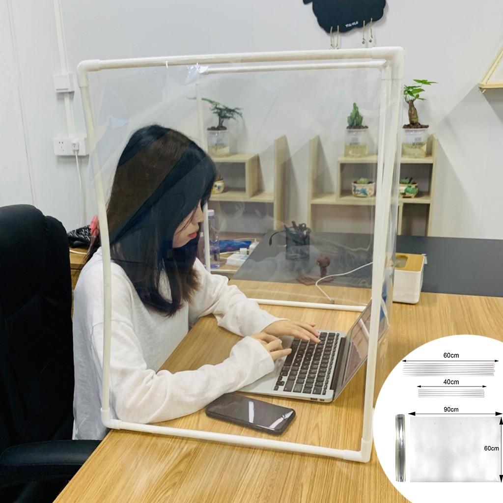 くしゃみガードシールドクリア完璧受信側販売カウンター噴霧uvカット透明高さ保護画面ディバイダー