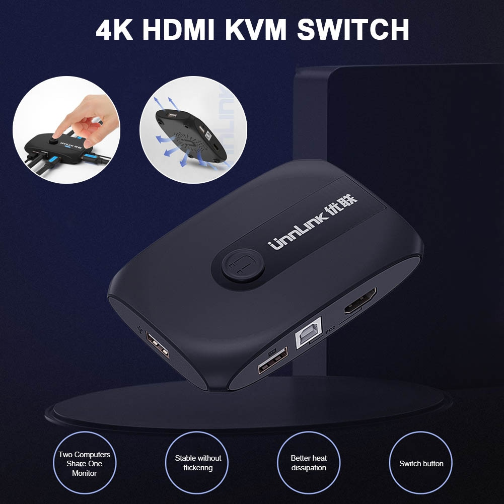 2x1 kvm switch box selector dvi switch 2 in 1 out sharing usb 2 0 monitor mouse keyboard for 2 computer laptop pc keyboard 2X1 KVM Switch Box Selector DVI Switch 2 In 1 Out Sharing USB 2.0 monitor mouse keyboard for 2 Computer Laptop PC Keyboard