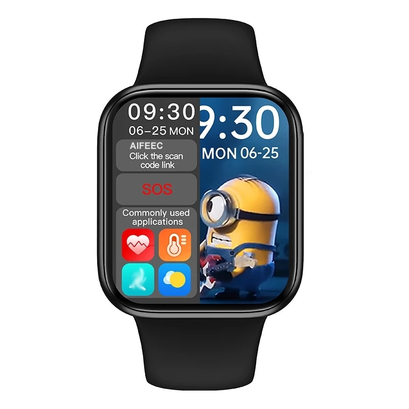 Review Smartwatch Iwo 13 HW16 Smart Watch Series 6 Full Screen Bluetooth Call Music Play Smart Bracelet For Android Apple Smart Phone
