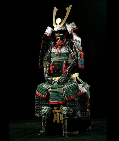 Japanese samurai armor Ancient armor General