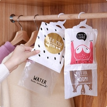New Hangable Wardrobe Moisture-proof Dehumidifier Wardrobe Closet Mold Moisture-absorbing Bag Moisture-proof Home Desiccant Bags