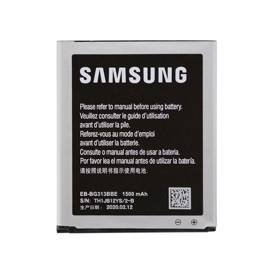 20pcs/lot Battery EB-BG313BBE For Samsung Galaxy Trend 2 GT-S7898 S7390 S7270 S7392 i679 S7262 SM-Z130H SM-G318H 1500mAh enlarge