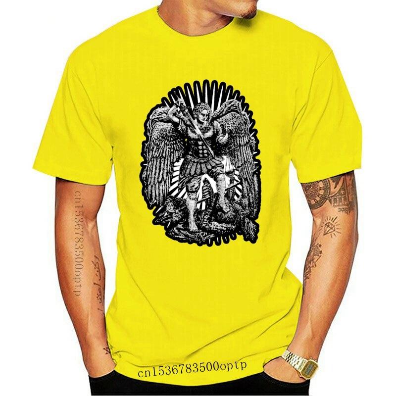 New Archangel Michael Men's T Shirt
