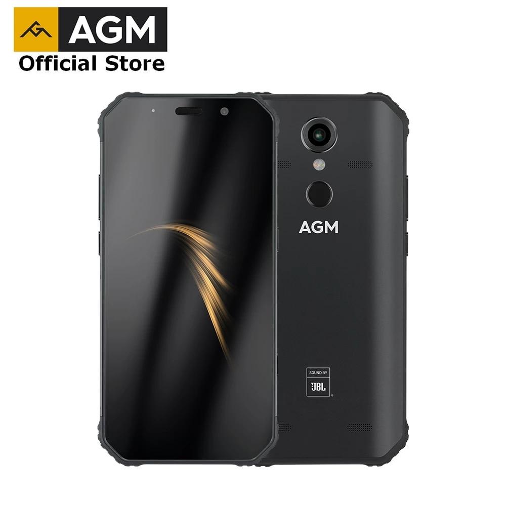 AGM A9 Rugged Smartphone 5.99