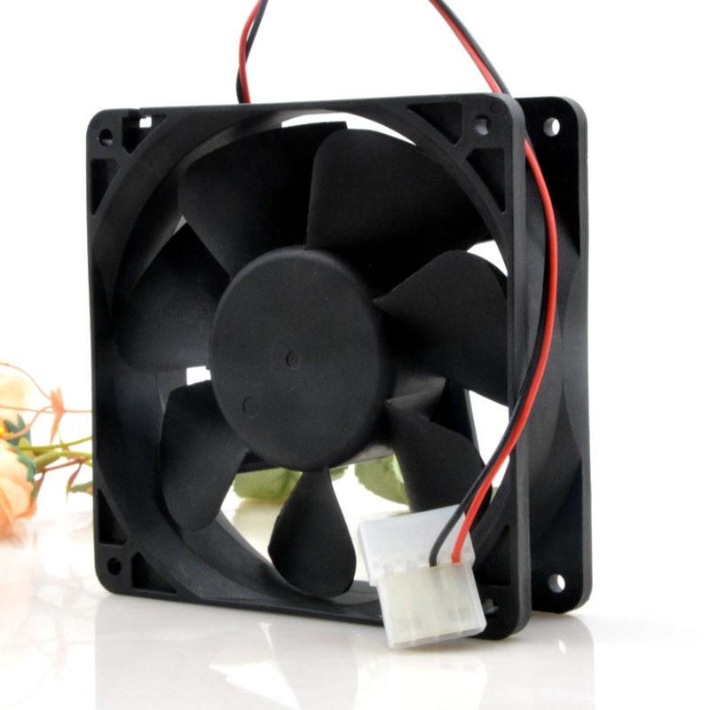 SUNON EEC0382B3-0000-A99 12038 24V 3.1W Cooling Fan Wind Fan 12CM