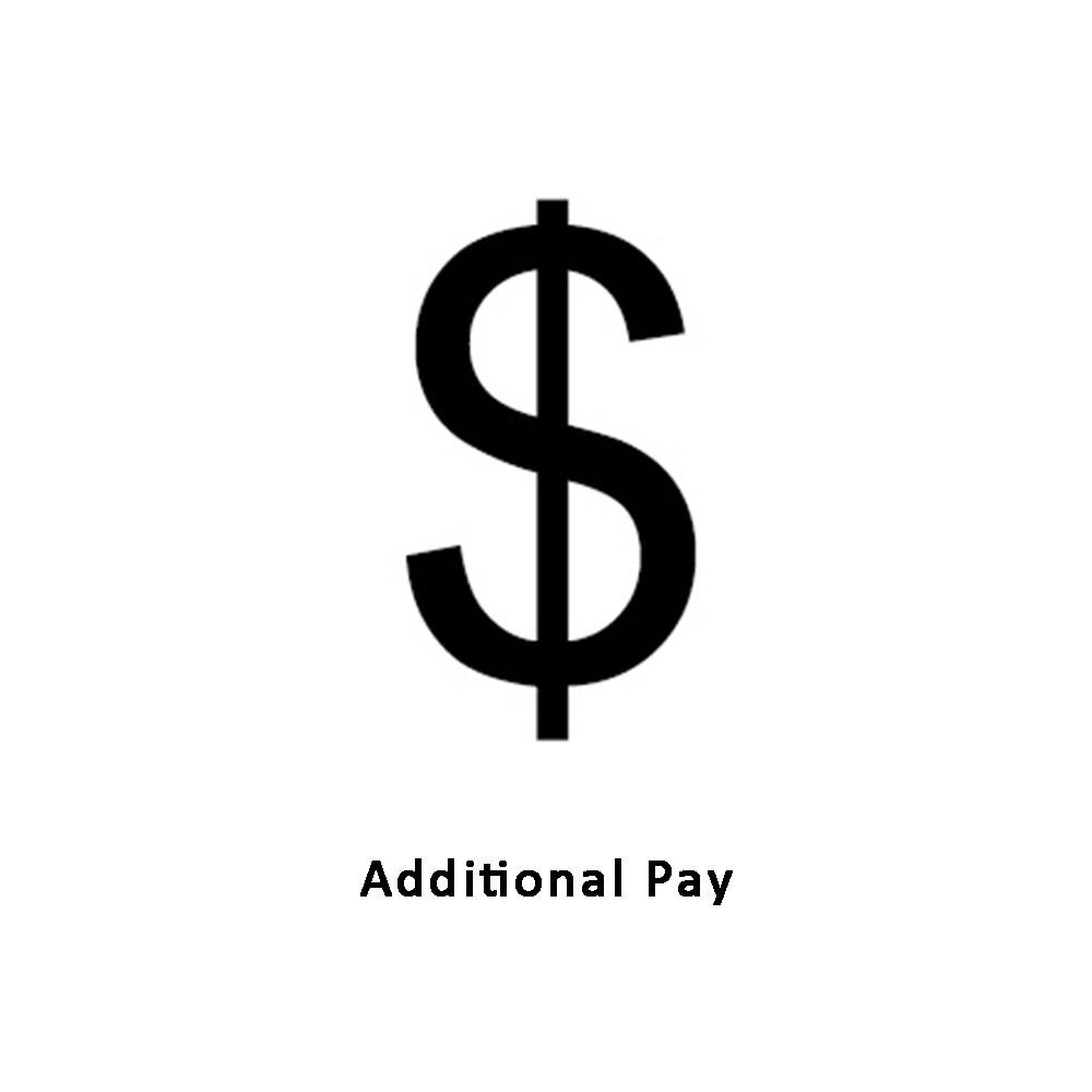 دفع إضافية