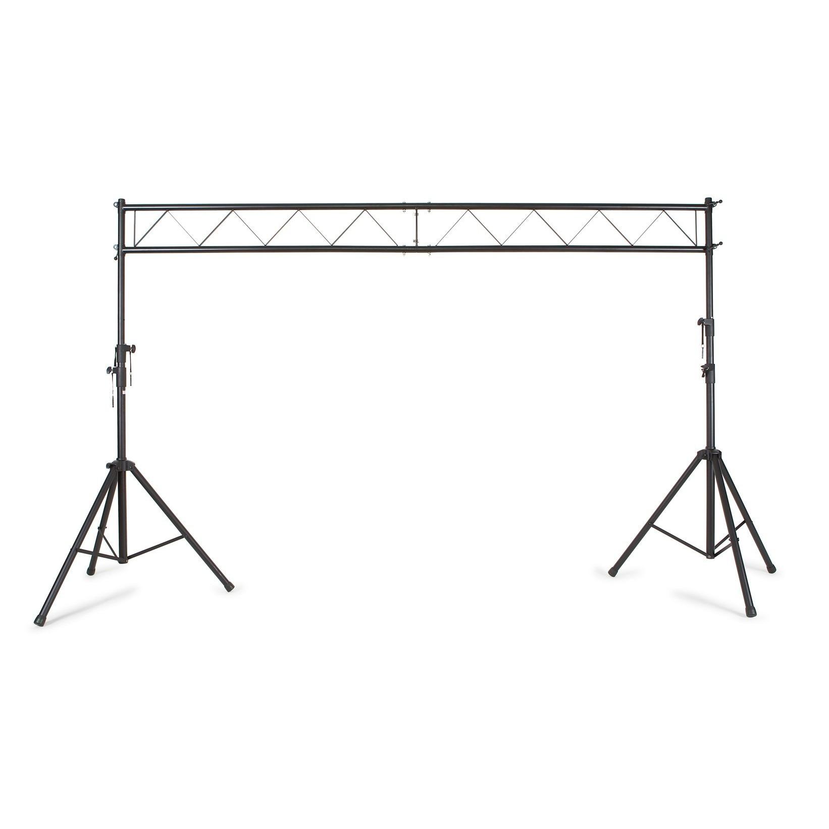 Ponte de luces fardo até 3 metros de altura, ajustável, fonestar rl420d, construído com tubos de 5mm diâmetro ferro conjunto