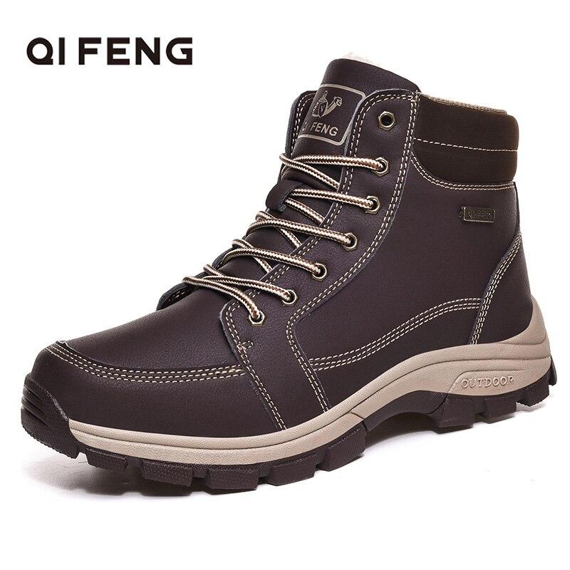 Size39-48 de otoño e invierno para deportes al aire libre, calzado de senderismo resistente al desgaste, botines de Trekking, zapatilla táctica para hombre, calzado para cazar