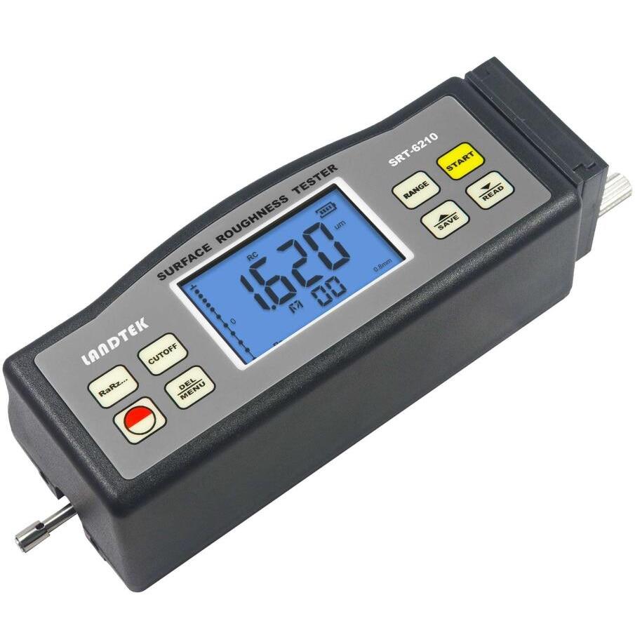 LANDTEK SRT-6210 أداة قياس خشونة الأسطح تستخدم لقياس خشونة السطح من مختلف الأجزاء المصنعة للآلات.