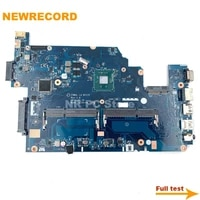 newrecord nbmny11002 z5wal la b211p for acer aspire e5 511 laptop motherboard n2940 1 83ghz onboard main board full test