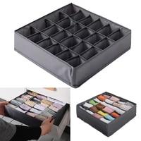 new home foldable closet organizer for underwear cotton underwear storage box socks bra and panties drawer organizer drawers