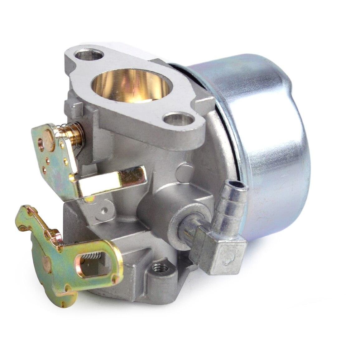 Letaosk metal carburador carb acessórios apto para tecumseh hsk40 hsk50 hs50 lh195sp 5hp 640084a 632107