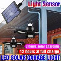Светодиодный 5V солнечный светильник гаражный светильник светодиодный деформируемая игрушка складной светильник ing Водонепроницаемый лам...