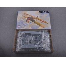 Verdienst 62401 1/24 Skala Spad S.XIII Kämpfer Montage Flugzeug Flugzeug Modell Gebäude Kits