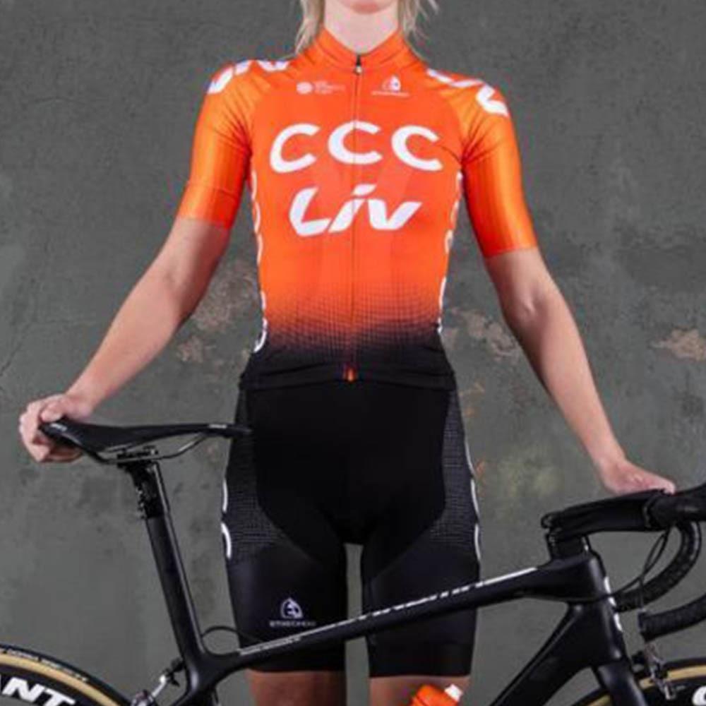Conjunto de camisetas de Ciclismo para mujer, Kit de camisetas de Ciclismo,...