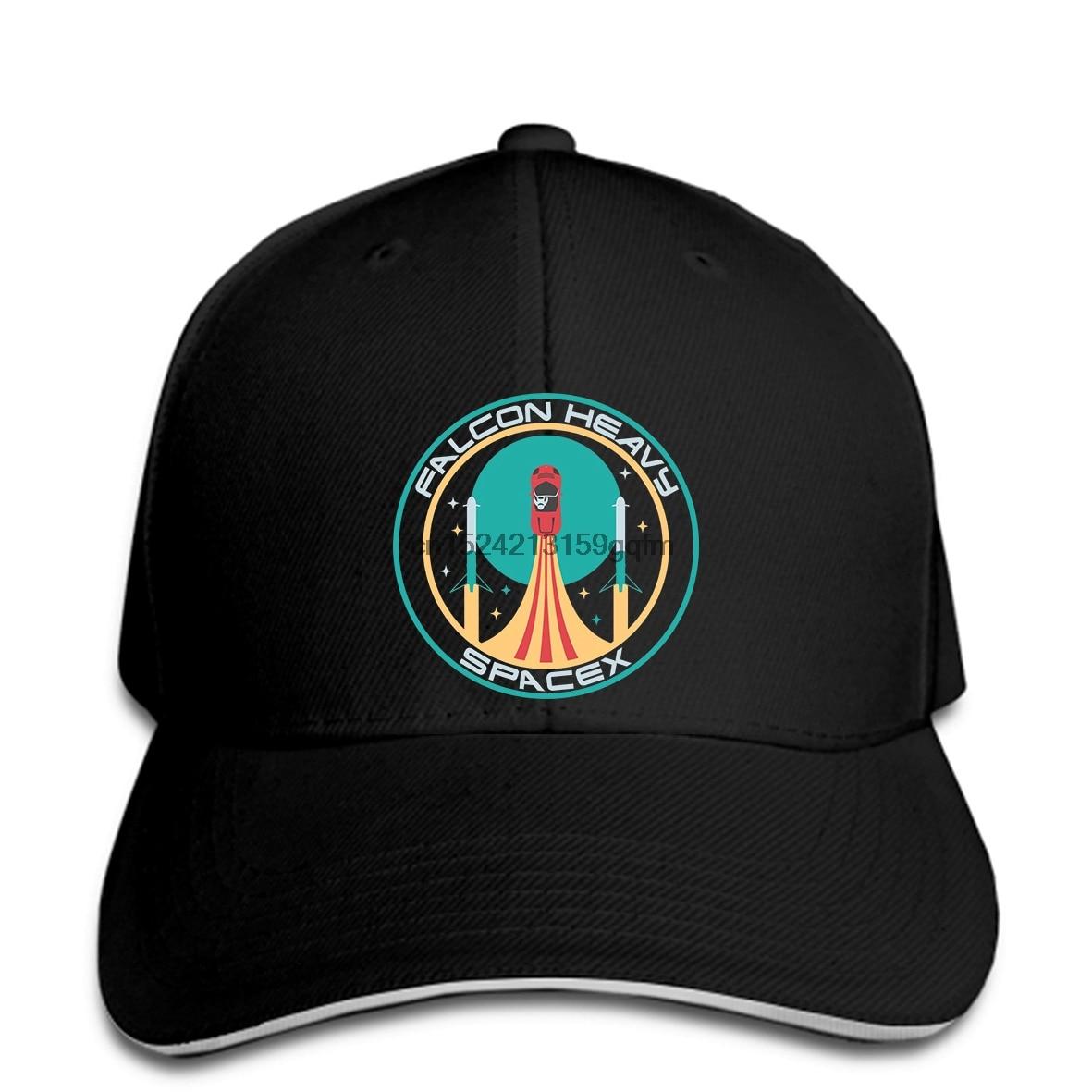 Beyzbol şapkası Elon misk Falcon ağır SpaceX bilim dünya günü mart bilim TESLA snapback şapka doruğa