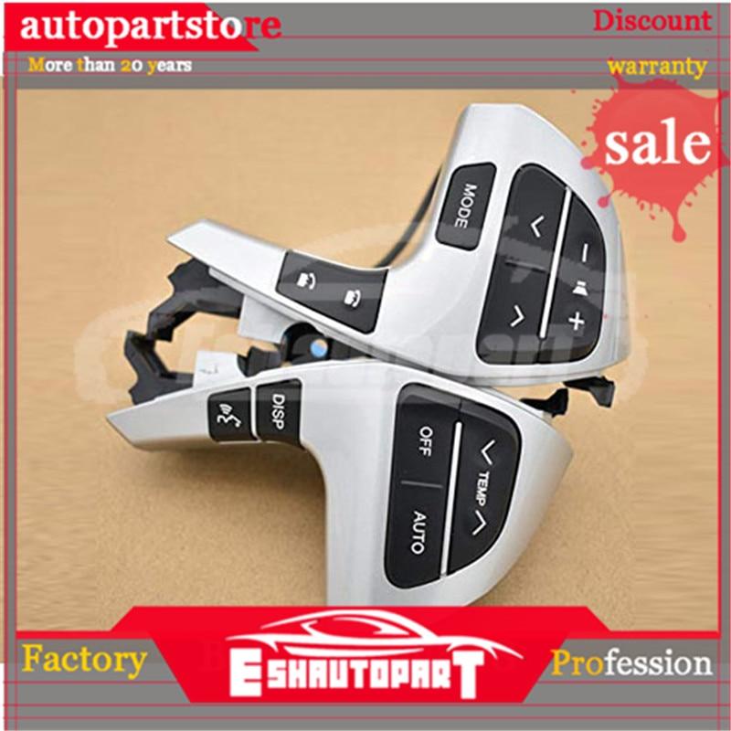 Para Highlander Toyota Hilux Bluetooth Steering Wheel Control Switch 84250-0E220 842500E220 84250-0K020 842500K020